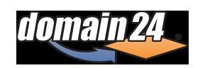 Domain24 Logo